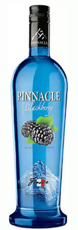 Pinnacle Vodka Blackberry